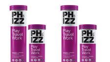 AN APPLE (AND BLACKCURRANT) A DAY KEEPS THE DOCTOR AWAY Health and Wellness brand Phizz launches brand new flavour