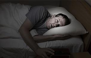 Has disrupted sleep left you feeling exhausted?