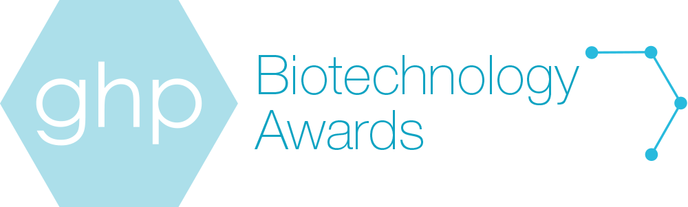 GHP Biotechnology Awards Logo