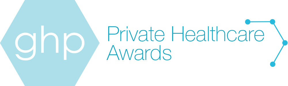 GHP Private Healthcare Awards Logo