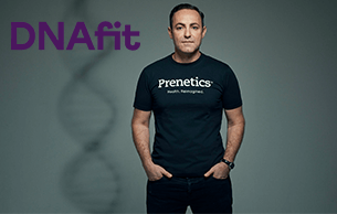Interview with Avi Lasarow, CEO of DNAFit.