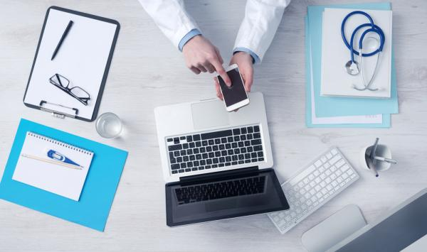 Mobile Working Key to Future of Health Care Delivery