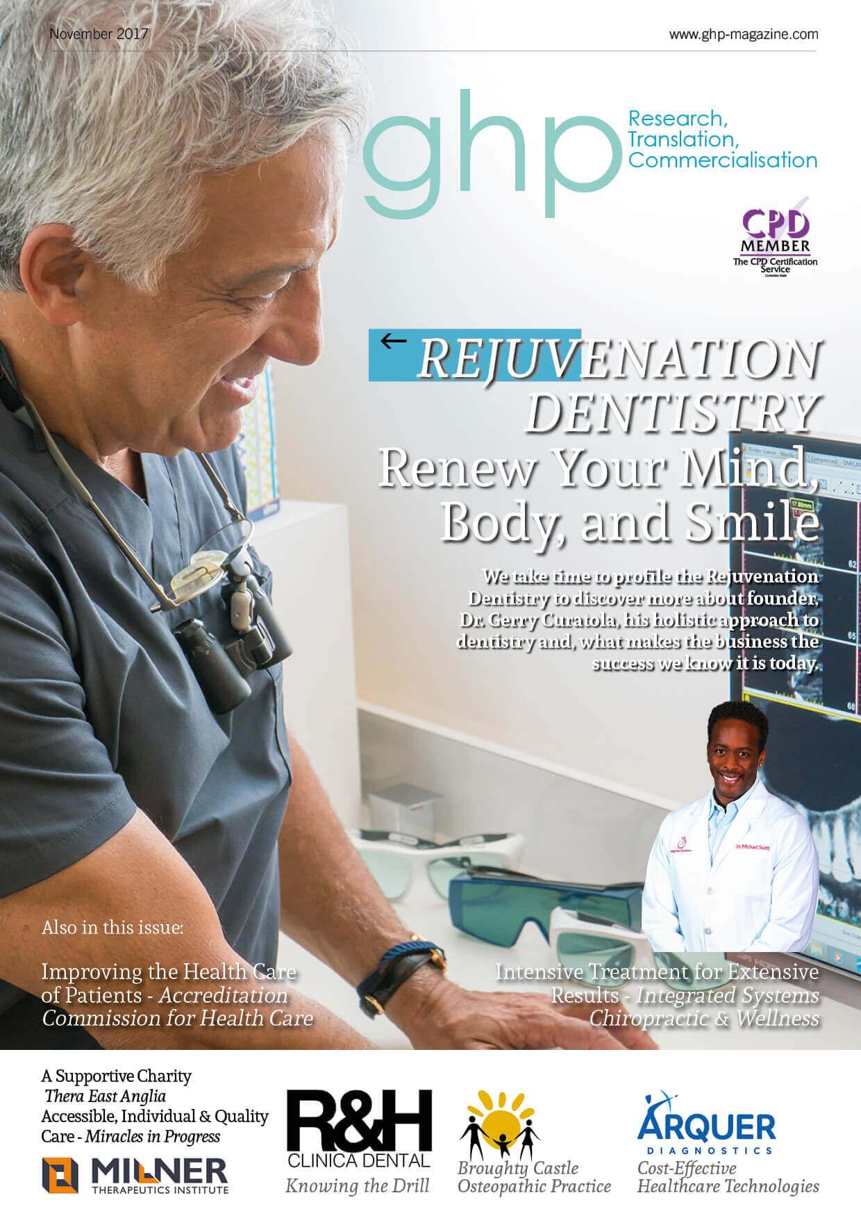 GHP November 2017 (Rejuvenation Dentistry)