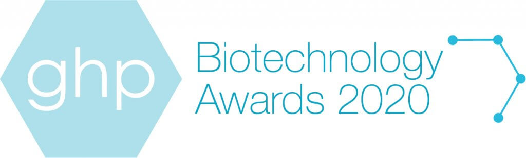 2020 Biotechnology Awards Logo