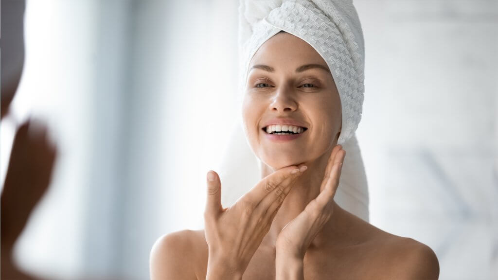 How to maintain healthy skin indoors