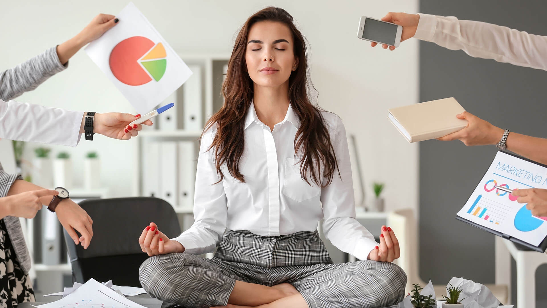 5 Causes of Stress and How to Deal with Them