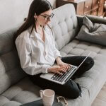 Hunched Over Laptop Syndrome and How to Avoid it Whilst Working From Home