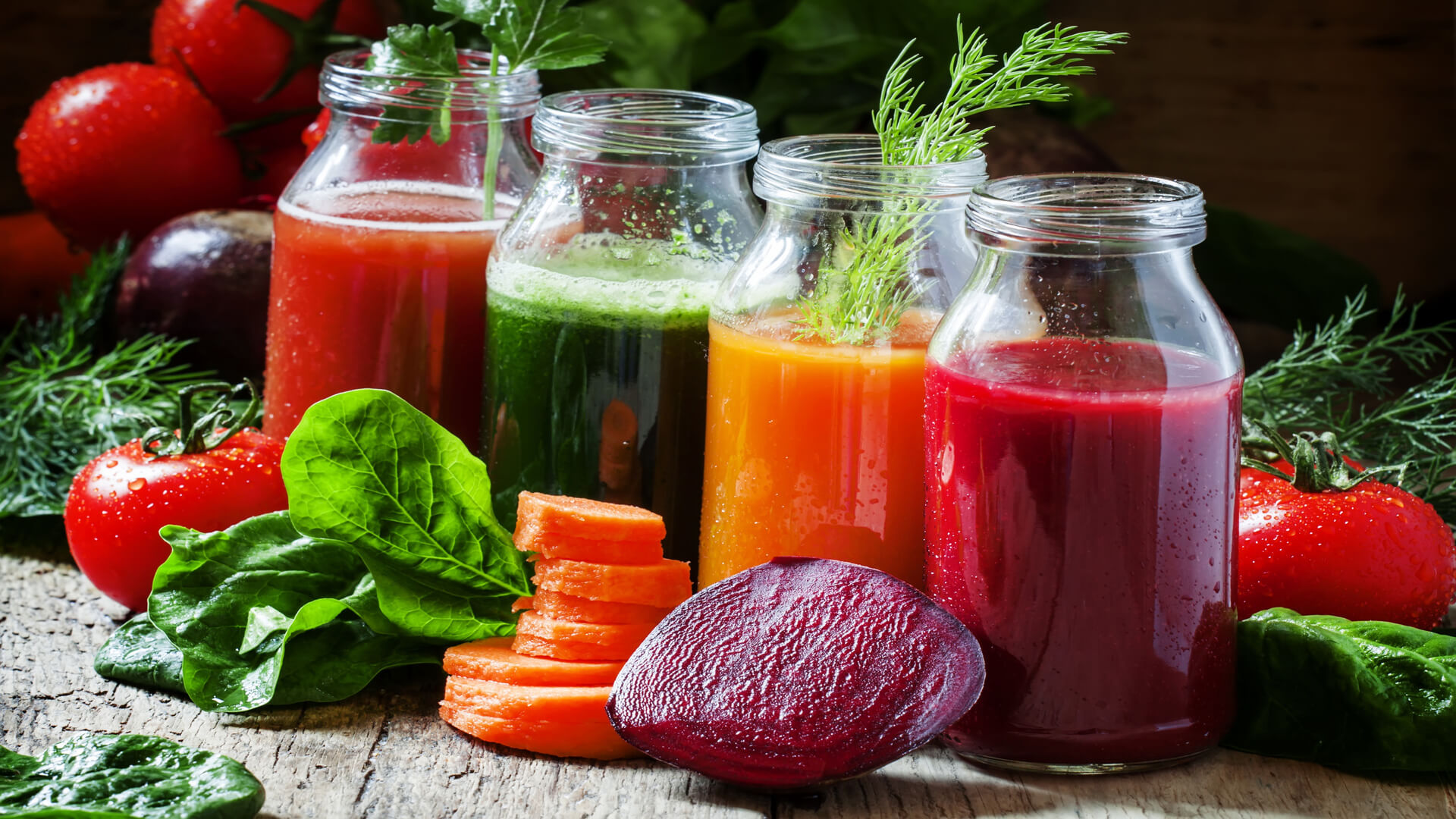 detox vegetable juice