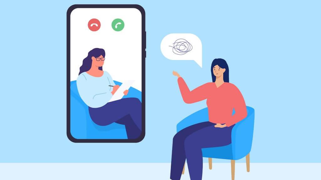 Mental health remote