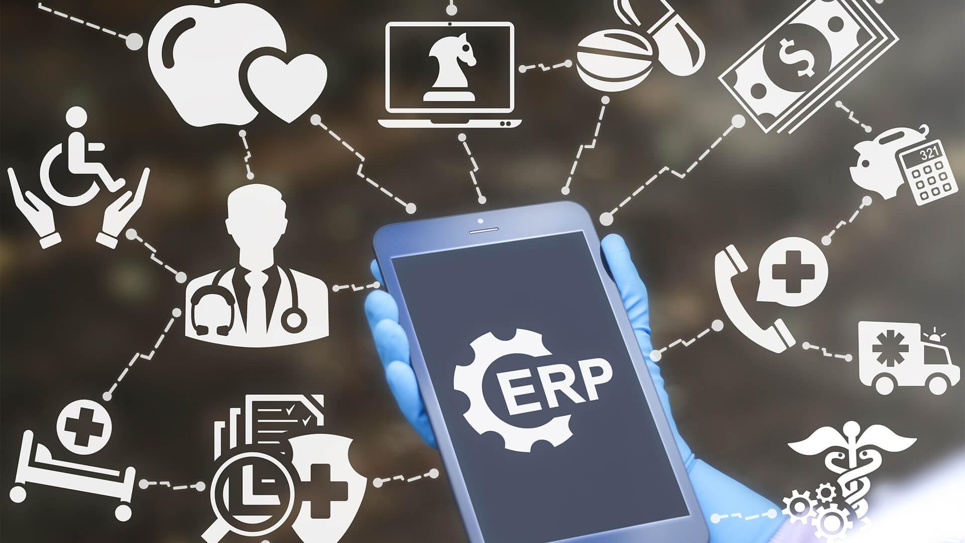 Benefits of ERP in Healthcare