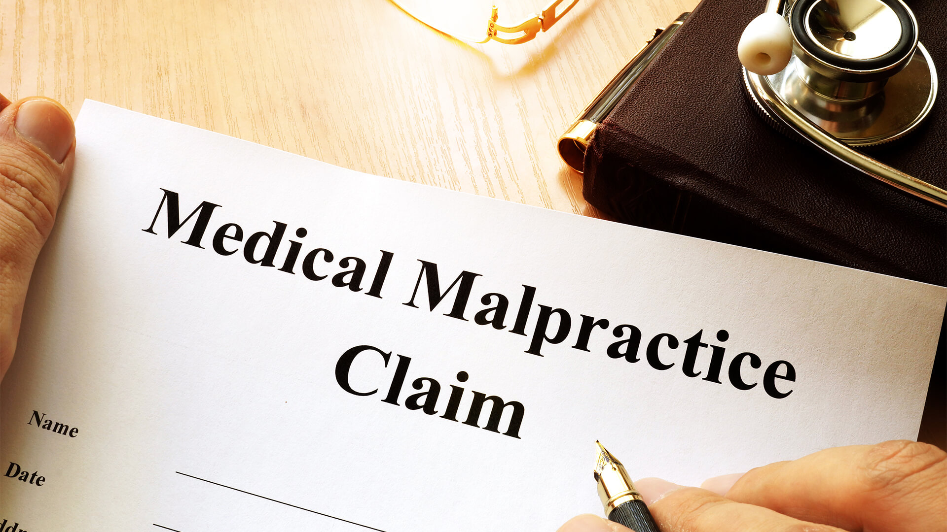 How To Handle Medical Malpractice Claims