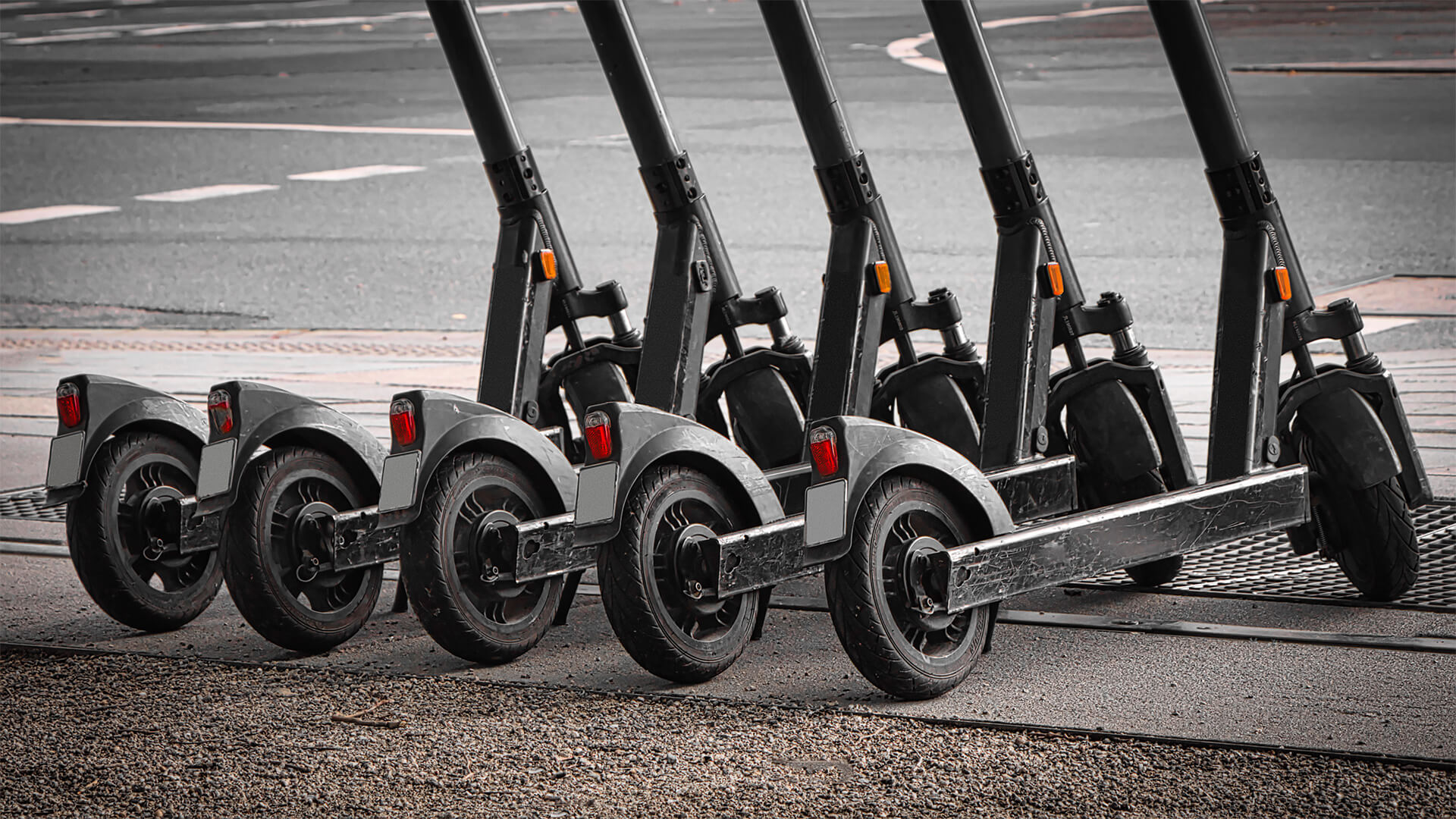A Look at the Health & Safety Issues Involved in e-Scooter Trials