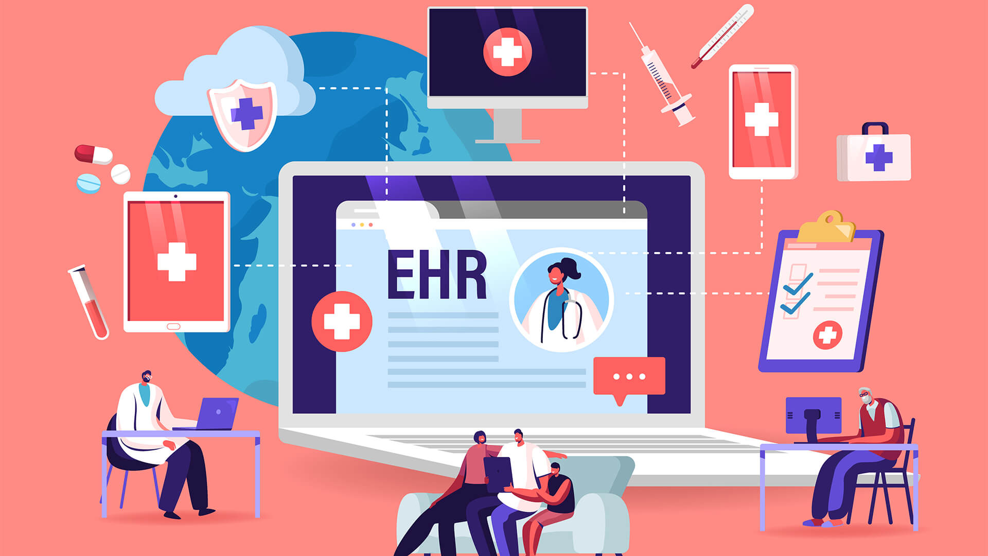 Why Is Electronic Health Record a Good Idea for Health Care Organisations?