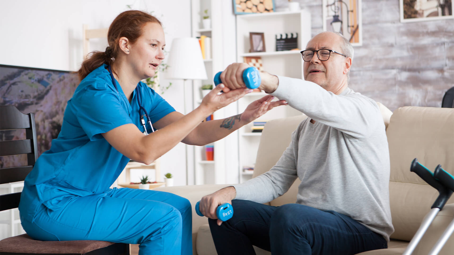 5 Benefits of Professional Health Care