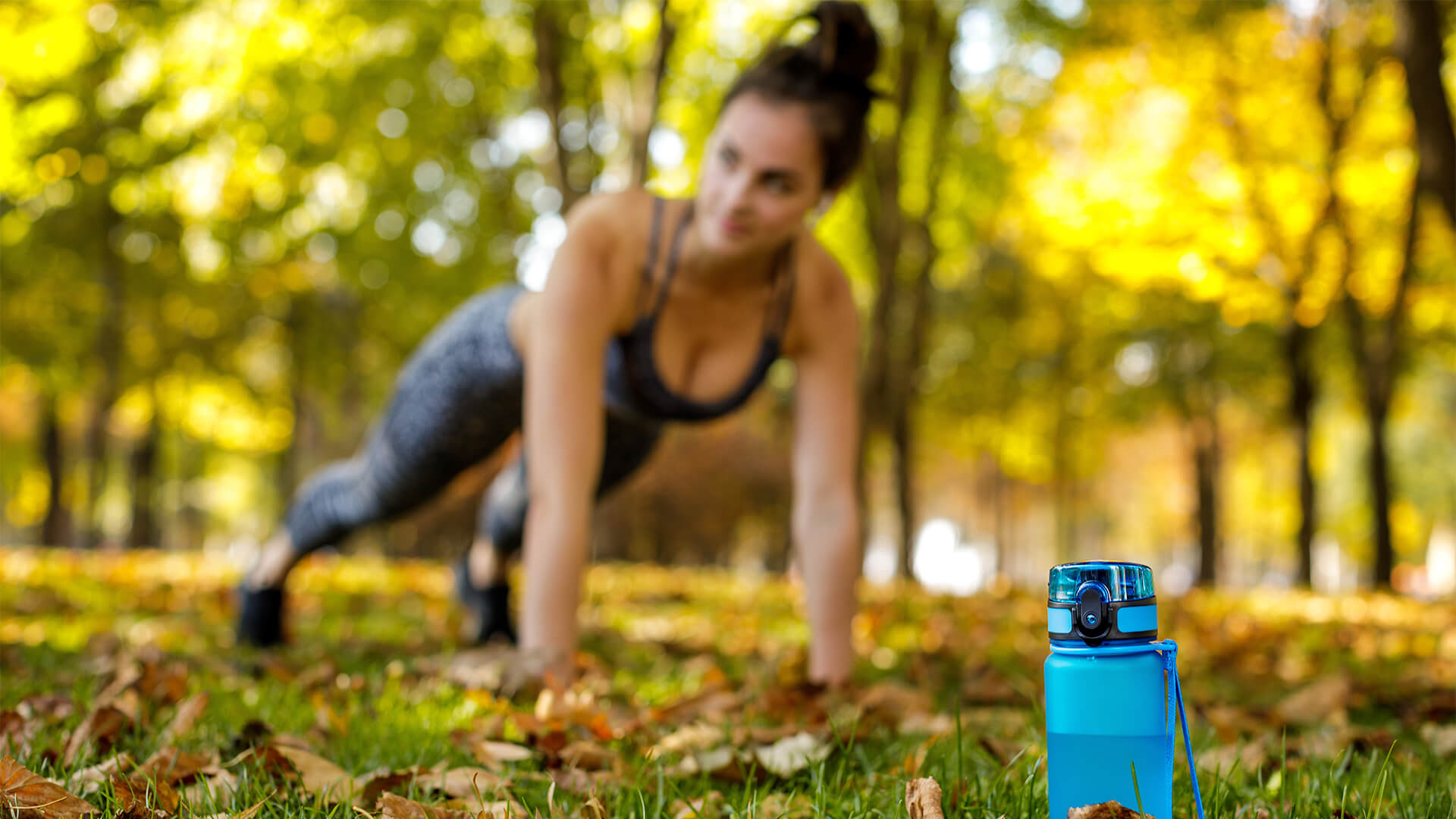 5 Outdoor Workouts to Try Before Summer Ends