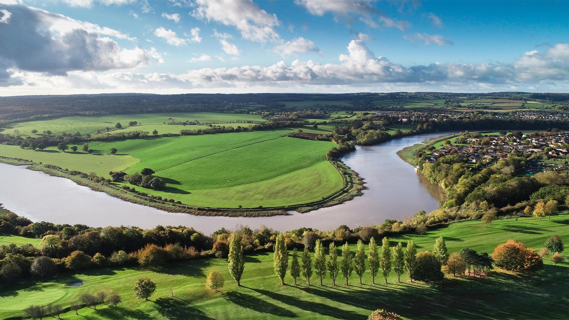 River Severn in Bristol