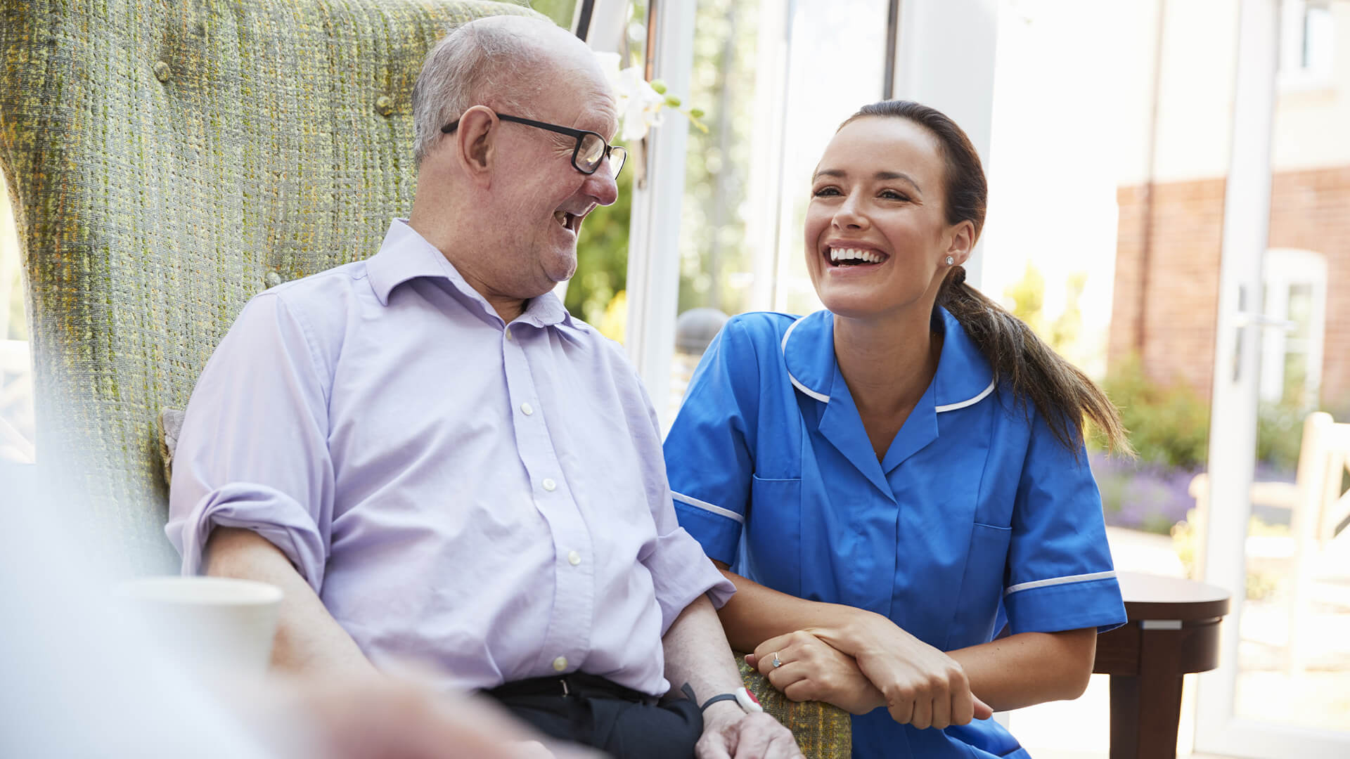 Here Are The Top 5 Reasons Why You Might Consider a Career in Care