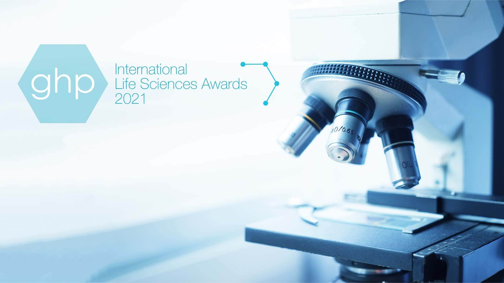 GHP Announces the Winners of the International Life Sciences Awards 2021